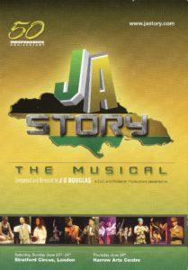 JA Story by JD Douglas