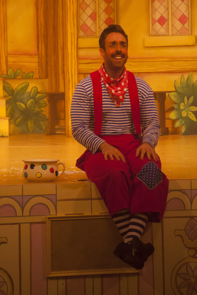 Stevi Ritchie as Potty Pierre