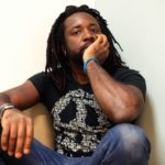 Marlon James. Photo by Jeffrey Skemp